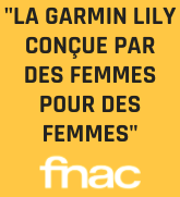 Critique Montre GPS Garmin Lily - FNAC