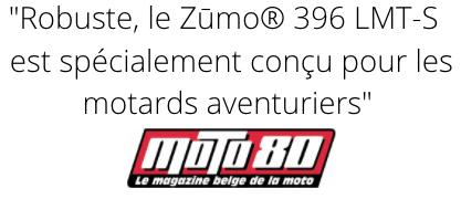 Critique Garmin Zumo 396 Moto 80